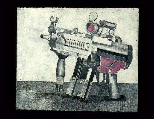 Hello Kitty Assault Rifle (2003)
